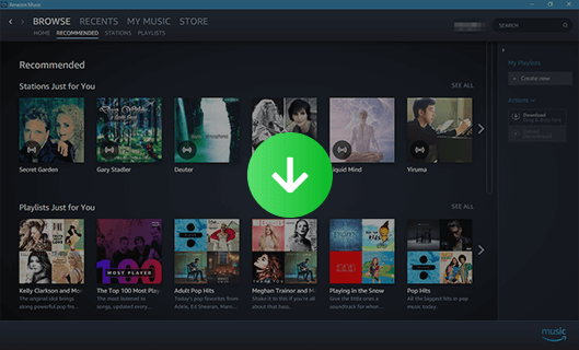 TunePat Amazon Music Converter, Spotify Music Downloader