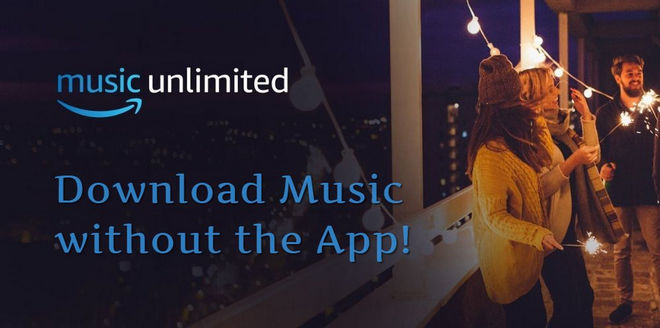 Amazon music unlimited offline