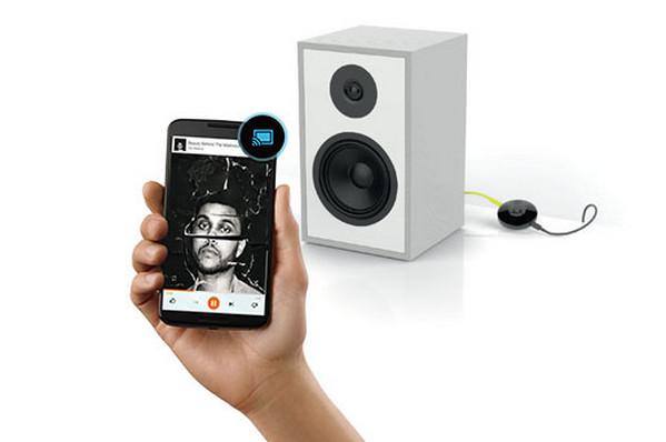 Chromecast Audio Amazon Music