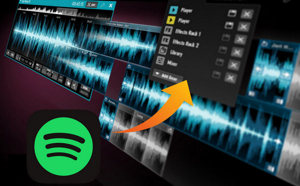 How to Use Spotify Music with DJ Programs | TunePat