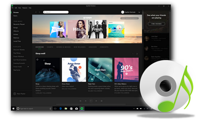 How to Burn Spotify Music to CD | TunePat
