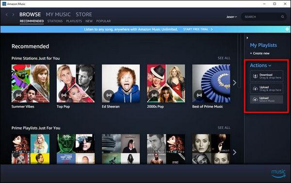 How to Upload Music to Amazon Music | TunePat