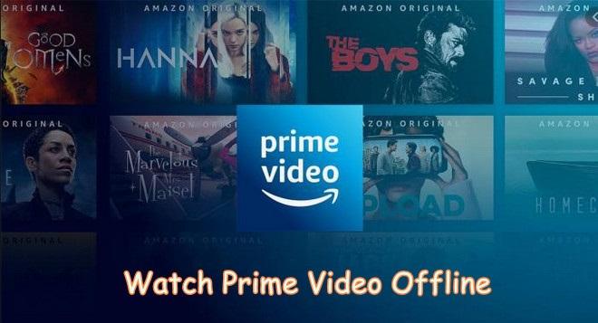 Amazon Video Offline